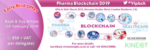 Pharma Blockchain 2019 - Verify Wiki - Verified Encyclopedia